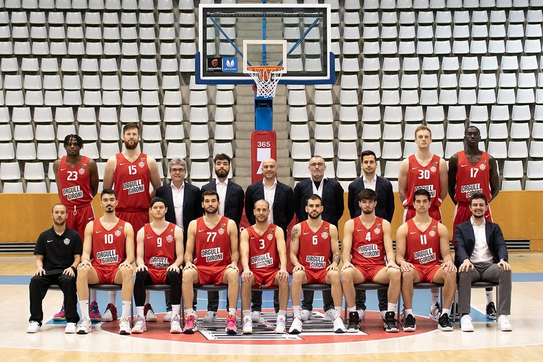 Foto de l'equip